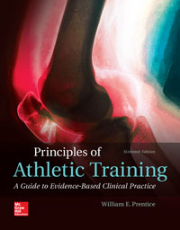 PRINCIPLES OF ATHLETIC TRAINING: A COMPETENCY- BASED APPROACH